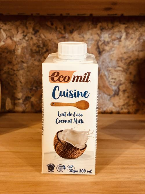 Śmietanka kokosowa BIO