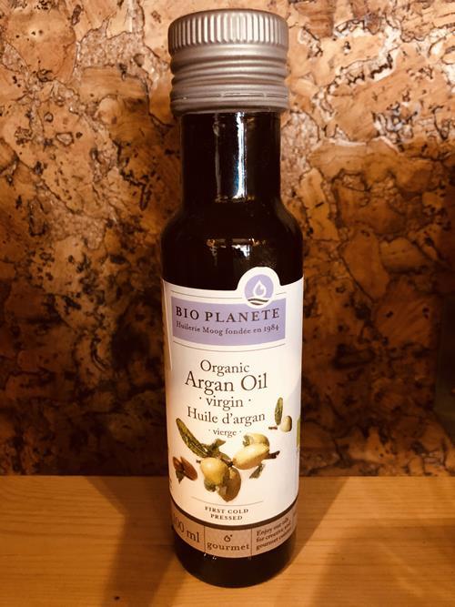 Olej arganowy 100% EKO