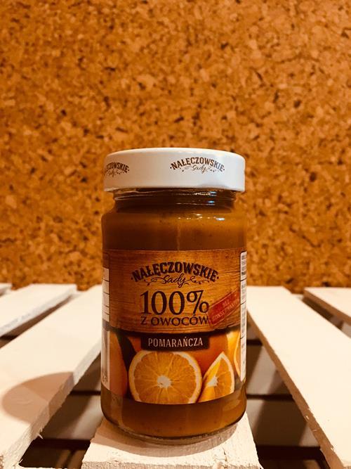 Dżem z pomarańczy