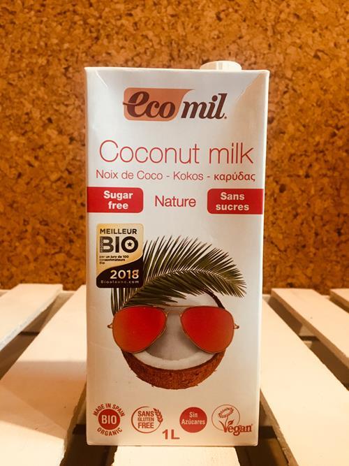 Napój kokosowy BIO