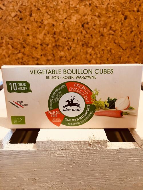 Bulion- kostki warzywne EKO