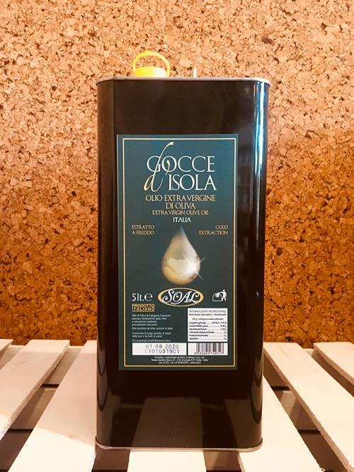 Oliwa z oliwek extra virgin SOAL 5l