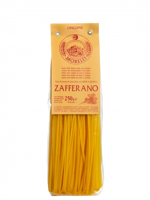 Linguine zafferano