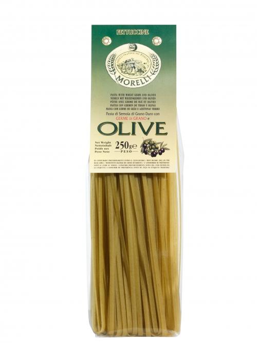 Fettuccine olive