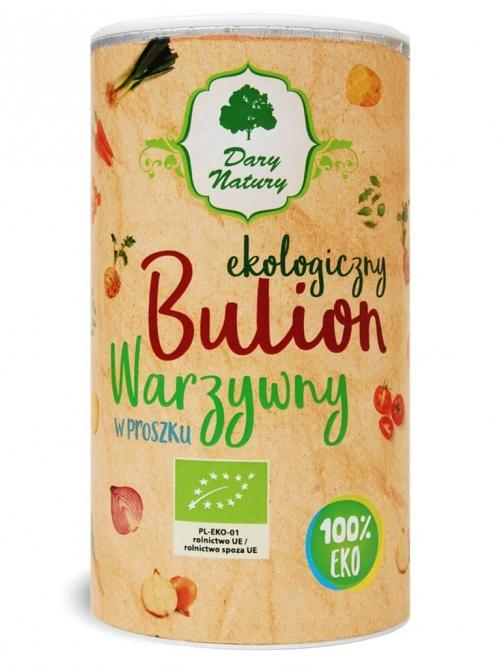 Bulion warzywny EKO w proszku 200g