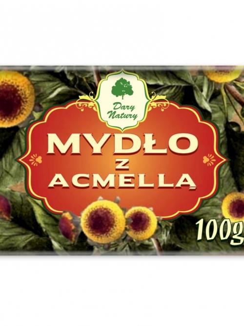 Mydło z Acmellą 100g