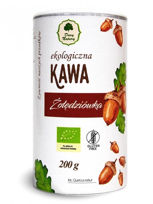 Kawa żołędziówka EKO (tuba) 200g