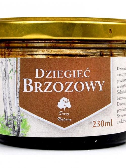Dziegieć brzozowy EKO 230ml