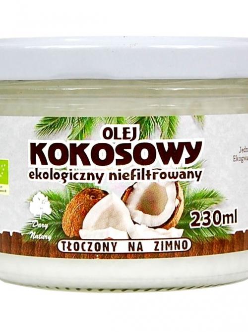 Olej kokosowy EKO 230ml