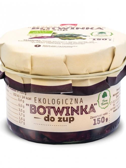 Botwinka EKO - do zup 150g | Dary Natury