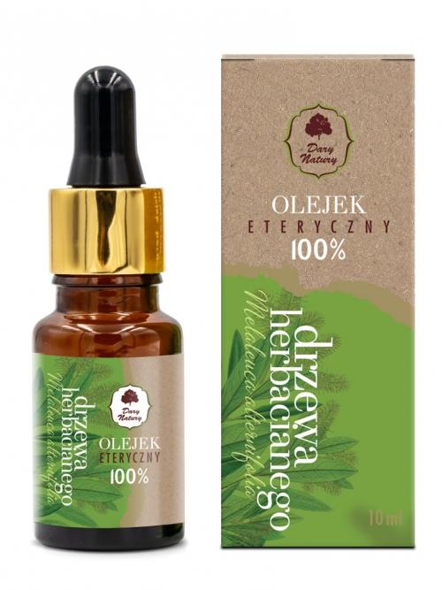 Olejek eteryczny - drzewa herbacianego 100% 10ml | Dary Natury