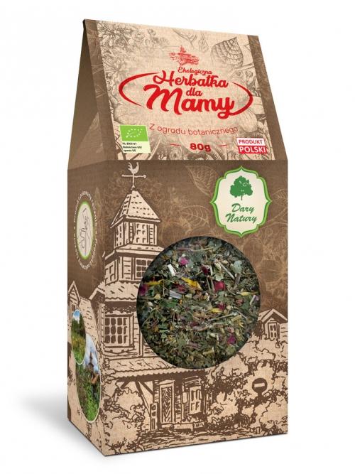 Herbatka dla Mamy EKO 80g   Dary Natury