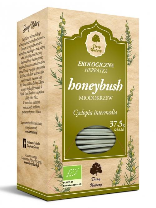 Herbatka Honeybush EKO 25x1,5g   Dary Natury